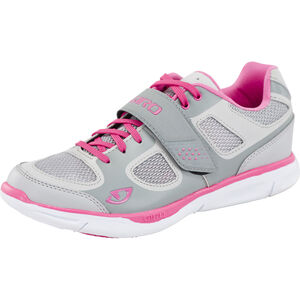 Giro Whynd Shoes silver/rhodamine red