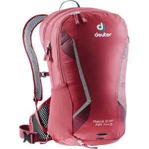 Deuter Race EXP Air Backpack 14+3l cranberry/maron cranberry/maron