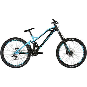 Mondraker Summum Black/Light Blue