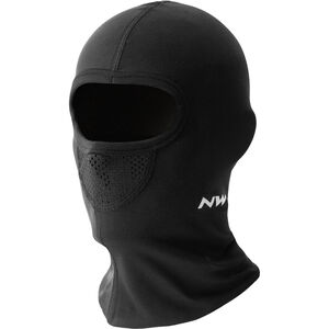 Northwave Full Face Sturmhaube black black