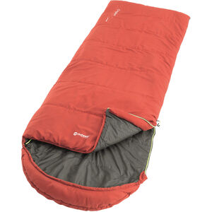 Outwell Campion Lux Sleeping Bag red red