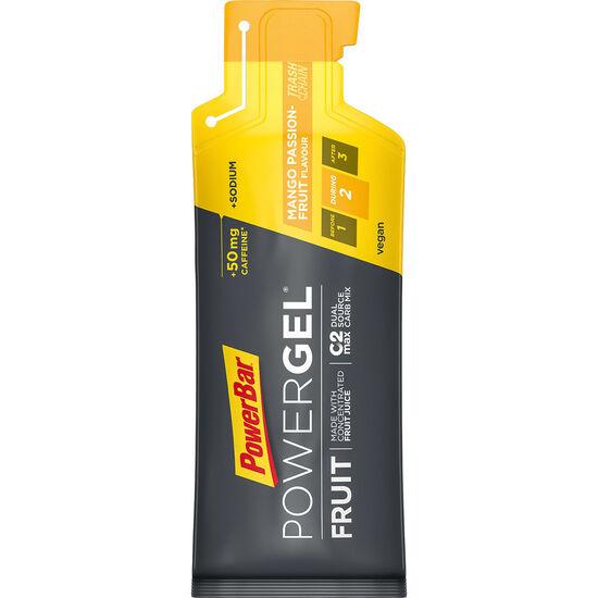 PowerBar PowerGel Fruit Box Mango-Passionfruit mit Koffein 24 x 41g bei fahrrad.de Online