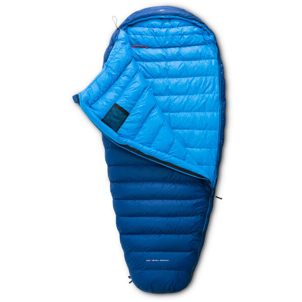 Yeti Tension Comfort 800 Sleeping Bag XL royal blue/methyl blue