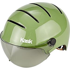 Kask Lifestyle Helm Inkl. Visier grün bei fahrrad.de Online