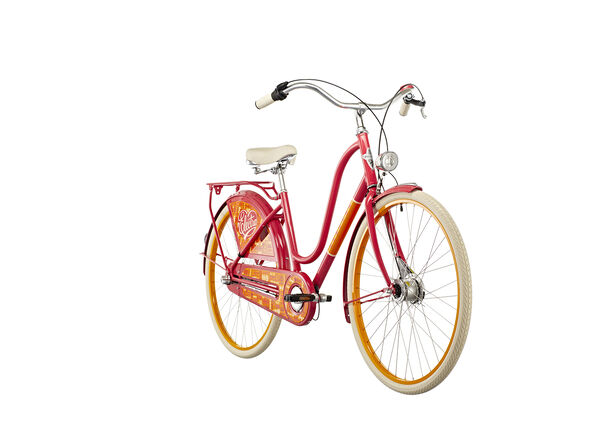 Electra Amsterdam Fashion 3i Damen joyride bright pink