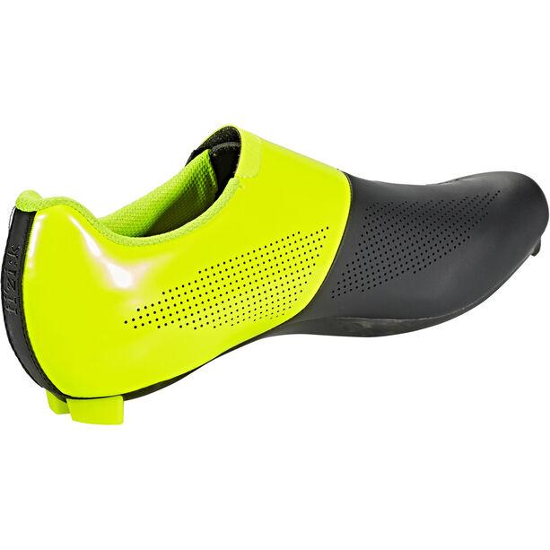 Fizik Aria R3 Rennradschuhe schwarz/gelb fluo