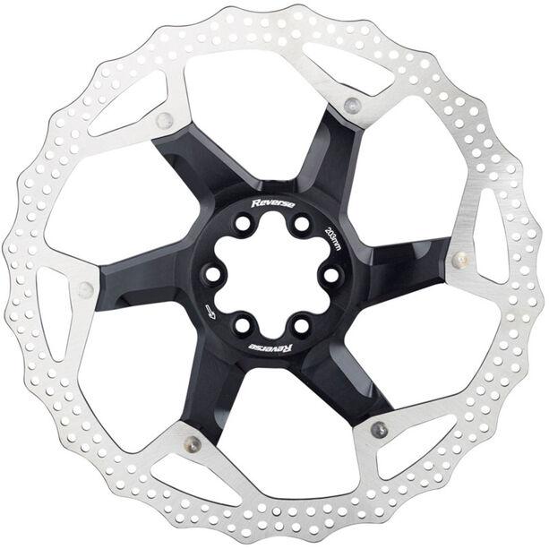 Reverse Brake Disc 6-Loch schwarz