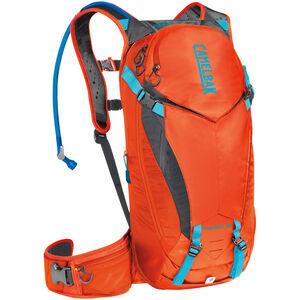 CamelBak K.U.D.U. Protector 10 Backpack dry red orange/charcoal dry red orange/charcoal