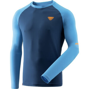 Dynafit Alpine Pro LS Tee Herren methyl blue methyl blue