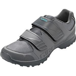 Giro Berm Schuhe Damen titanium/dark shadow titanium/dark shadow