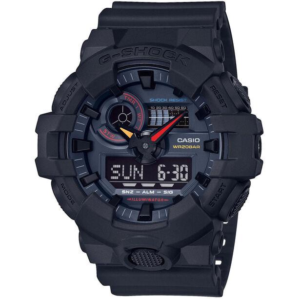 CASIO G-SHOCK Original GA-700BMC-1AER Uhr Herren black