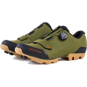 Bontrager Foray Mountain Shoes Men Olive Grey