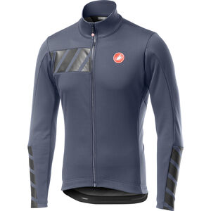 Castelli Raddoppia 2 Jacke Herren dark/steel blue dark/steel blue