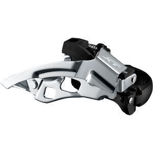 Shimano Deore XT Trekking FD-T8000 Umwerfer Schelle tief 3x10 Down Swing schwarz schwarz