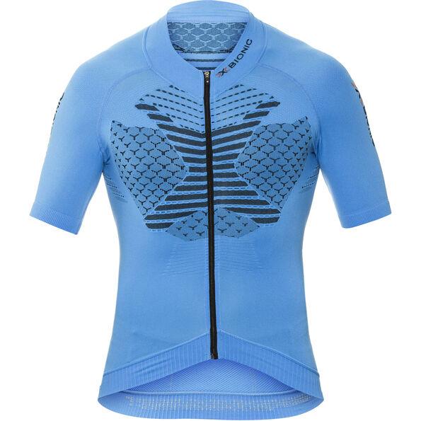 X-Bionic Twyce Biking Shirt SS Full-Zip Herren
