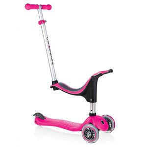 Globber Evo 4in1 Roller Kinder pink pink