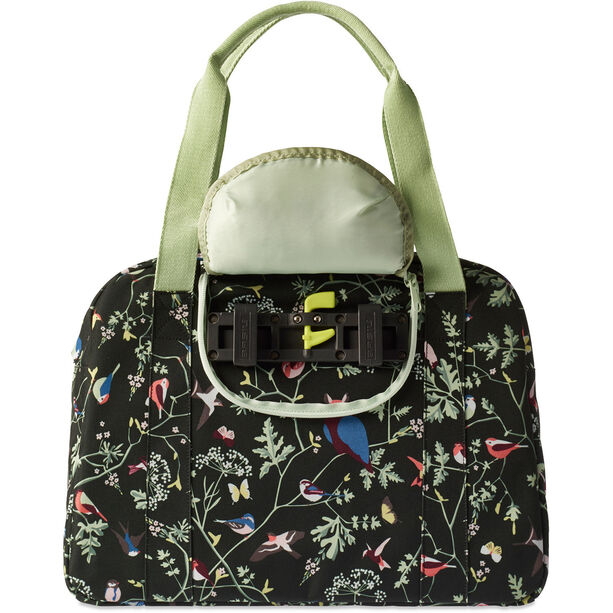 Basil Wanderlust Carry All Tasche charcoal