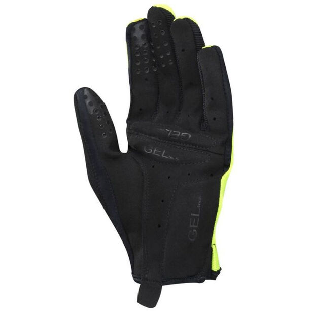 Mavic Essential LF Shell Gloves Herren safety yellow