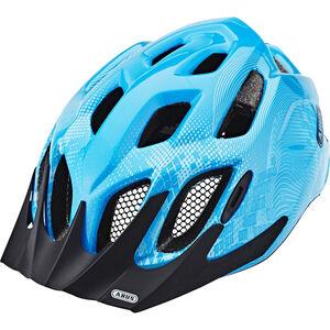 ABUS MountX Helmet Kinder carribean blue carribean blue