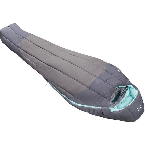 Millet Syntek 0° Sleeping Bag regular Damen urban chic/aruba blue