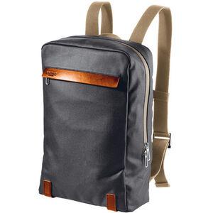 Brooks Pickzip Backpack Canvas 20l grey/honey bei fahrrad.de Online