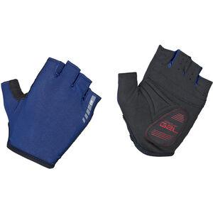 GripGrab Solara Padded Tan Through Short Finger Gloves navy navy