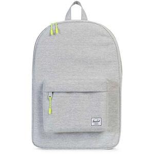 Herschel Classic Backpack Light Grey Crosshatch