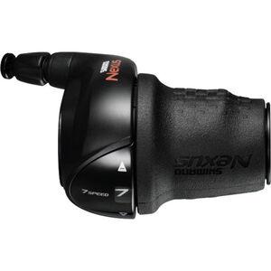 Shimano Nexus SL-C3000-7 Drehgriffschalter 7-Gang rechts schwarz bei fahrrad.de Online