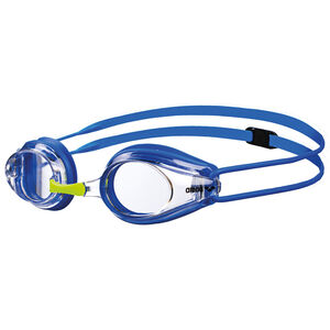 arena Tracks Goggles Kinder clear-blue-blue clear-blue-blue
