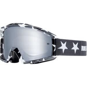 Fox Main Stripe Goggles black/white black/white