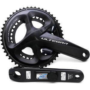 Stages Cycling Power LR Powermeter Crank Set for Shimano Ultegra R8000 52/36 Teeth