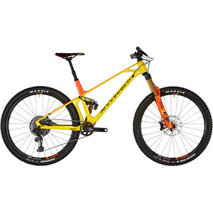 Mondraker Foxy Carbon RR 29 Yellow/Orange