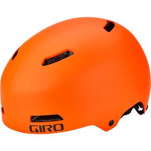 Giro Quarter FS Helmet Matte Vermillion/Flame bei fahrrad.de Online