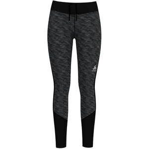 Odlo BL Irbis Warm Bottoms long Women black melange