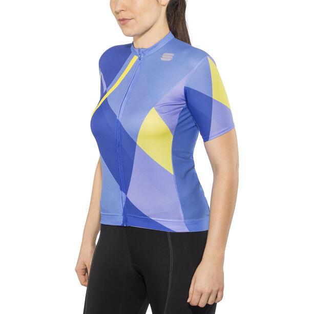 Sportful Aurora Jersey Damen parrot blue