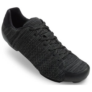 Giro Republic R Knit Shoes Herren black/charcoal heather black/charcoal heather