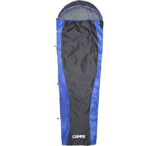CAMPZ Trail Light Schlafsack black/blue