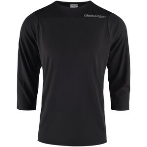 Troy Lee Designs Ruckus 3/4 Jersey Herren block/black block/black