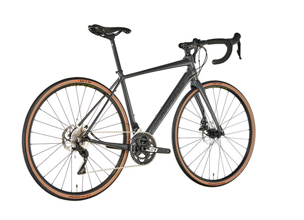 Cannondale Synapse AL Disc SE 105 vulcan/green