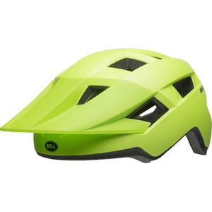 Bell Spark Helmet Kinder matte bright green/black matte bright green/black