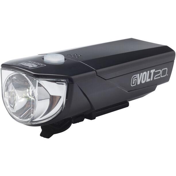 CatEye GVOLT20RC HL-EL350GRC Frontlicht mit StVZO schwarz