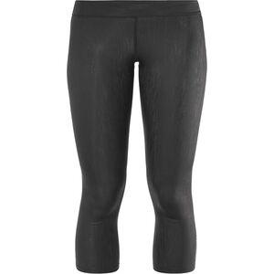 PEARL iZUMi Flash 3/4 Tights Damen black black