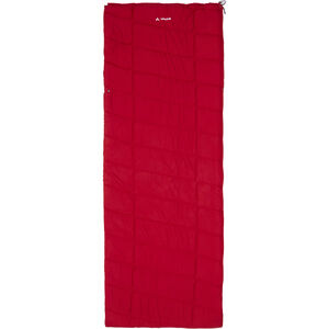VAUDE Navajo 100 Syn Sleeping Bag dark indian red dark indian red