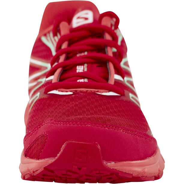 Salomon Sense Link Trailrunning Shoes Damen lotus pink/papaya-b/lucite green