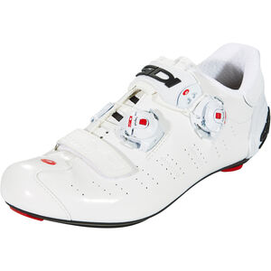 Sidi Ergo 5 Carbon Shoes Herren white/white white/white