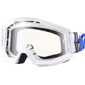 100% Strata Goggles equinox-clear equinox-clear