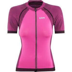 UYN Biking Activyon OW SS Shirt Damen violet rose/pink/black violet rose/pink/black