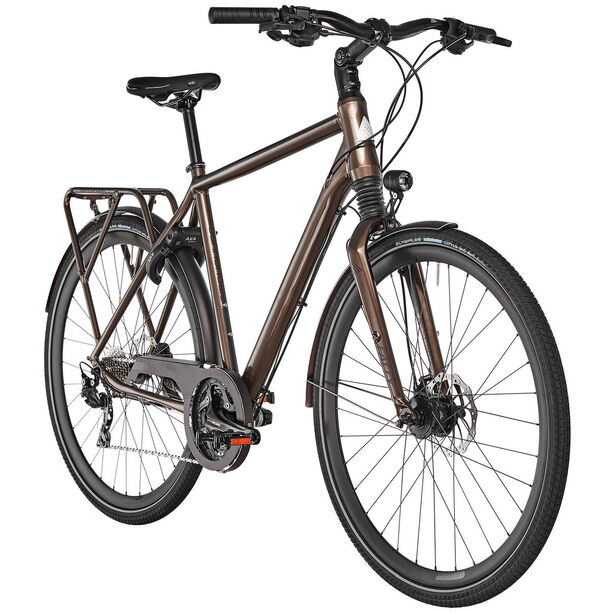 Cannondale Tesoro 1 2. Wahl brown