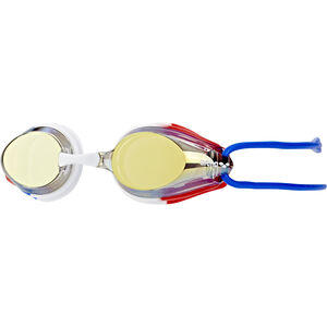 arena Tracks Jr Mirror Goggles Kinder gold-blue-red gold-blue-red