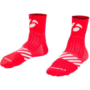 "Bontrager Velocis 2 1/2"" Socks red red"